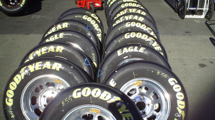 Tires! at Sonoma Raceway on June 22, 2013 (Credit: The Fast and the Fabulous)