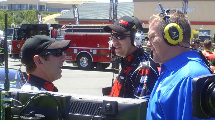Greg Biffle at Sonoma Raceway on June 22, 2013 (Credit: The Fast and the Fabulous)