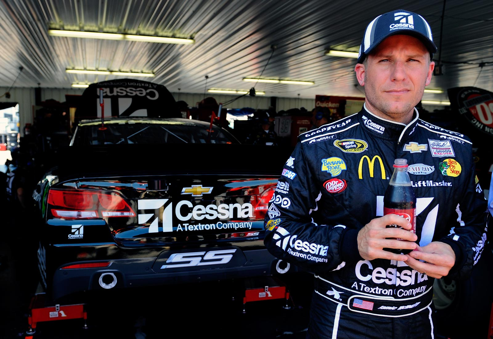 Jamie-McMurray-NASCAR-Pocono-August-Friday-2013