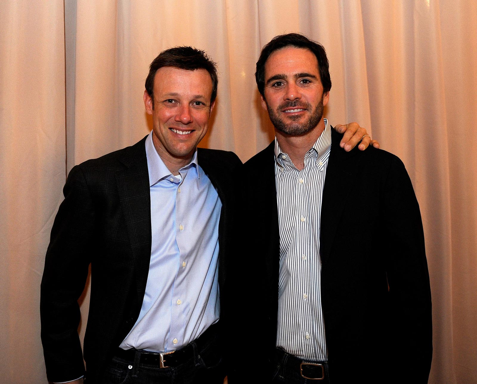 ChaseDriversDinner_Jimmy-Johnson_Matt-Kenseth