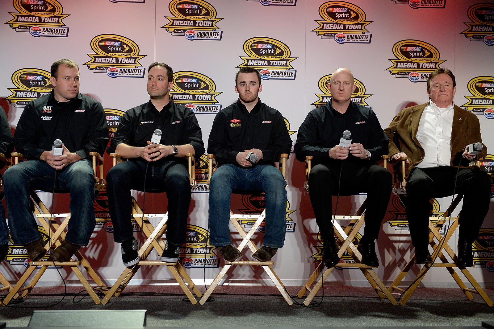 sprint-media-tour-richard-childress-racing-drivers