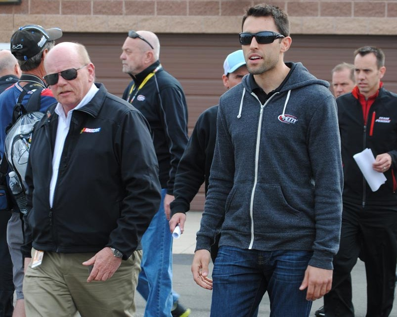 Aric Almirola  (Photo Credit: Heather Baker/The Fast and the Fabulous)