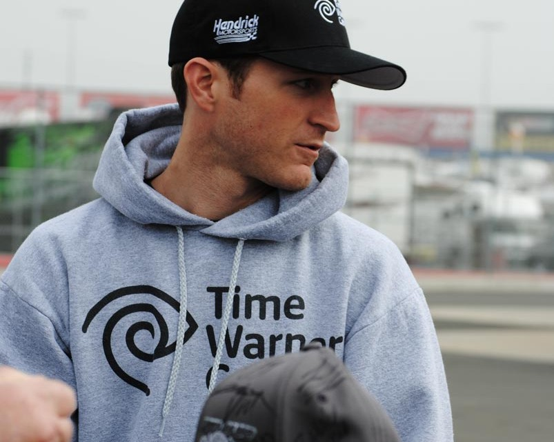 Kasey Kahne  (Photo Credit: Heather Baker/The Fast and the Fabulous)