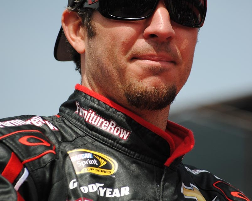 Martin Truex Jr.  (Photo Credit: Heather Baker/The Fast and the Fabulous)