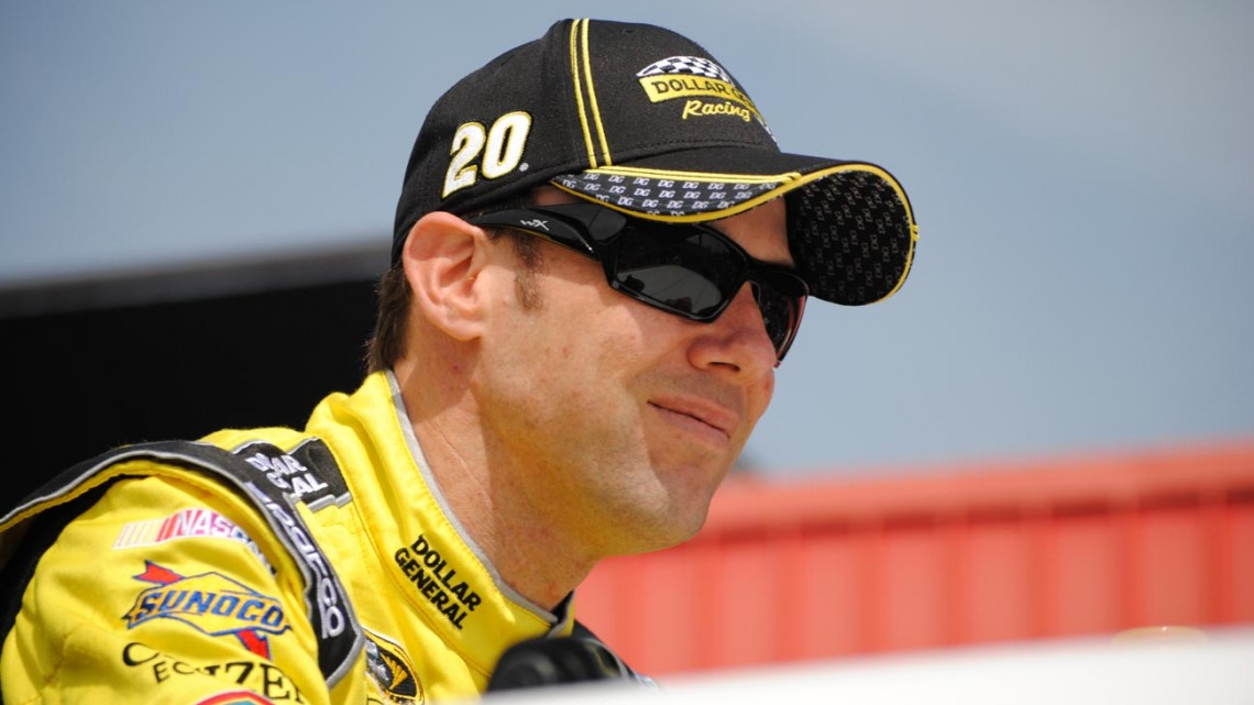 Matt Kenseth  (Photo Credit: Heather Baker/The Fast and the Fabulous)