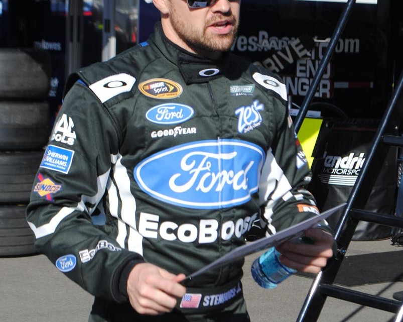 Ricky Stenhouse Jr.  (Photo Credit: Heather Baker/The Fast and the Fabulous)