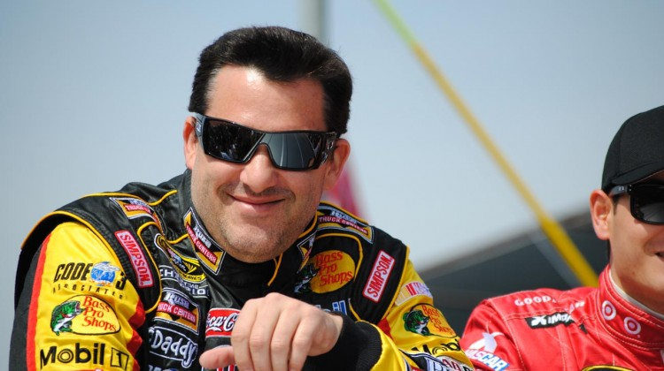 Tony Stewart (Photo Credit: Heather Baker/The Fast and the Fabulous)