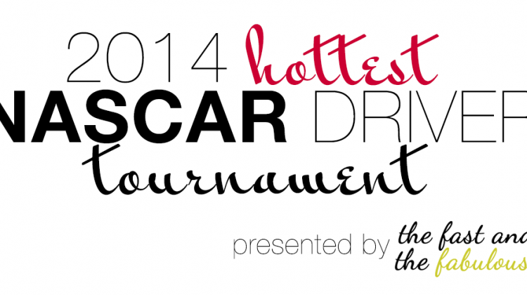 2014 Hottest NASCAR Driver Tournament Logo