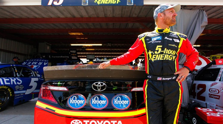 Clint Bowyer Richmond September 2014