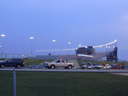 Chicagoland Speedway in Joliet, IL, Thursday, July 10, 2008