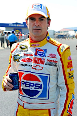 Talladega Pepsi Throwback Contest - Jeff Gordon