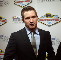 Brian Vickers (photo credit: The Fast and the Fabulous)