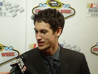 Joey Logano (photo credit: The Fast and the Fabulous)