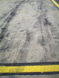 Charlotte Motor Speedway Pit Road