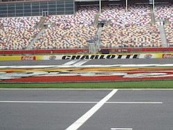 Charlotte Motor Speedway (photo credit: The Fast and the Fabulous)