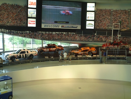 NASCAR Hall of Fame Glory Road