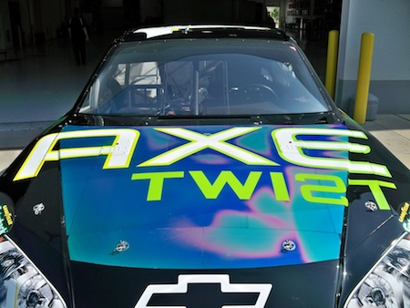 No. 1 AXE Twist Chevy - After Heat