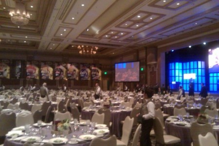 The 2010 NMPA Myers Bros Awards Luncheon at the Bellagio in Las Vegas, NV