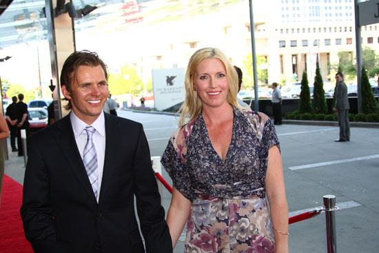 Dan and Susie Wheldon
