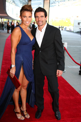 Alex and Bronte Tagliani