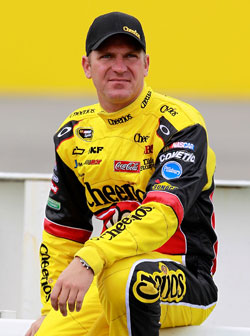 Clint Bowyer (credit: Chris Trotman/Getty Images)