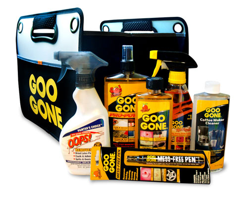 Goo Gone Prize Package image