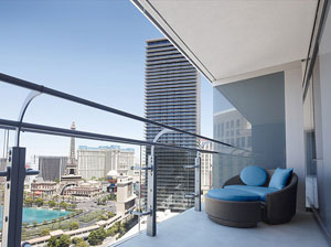 The Cosmopolitan Las Vegas - Terrace Studio